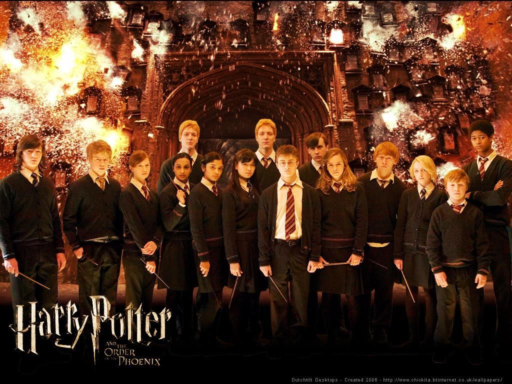 Dumbledore s army harry potter
