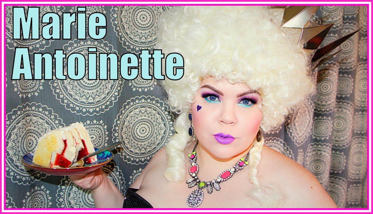 ~MARIE ANTOINETTE~ Halloween Makeup & Costume Tutorial