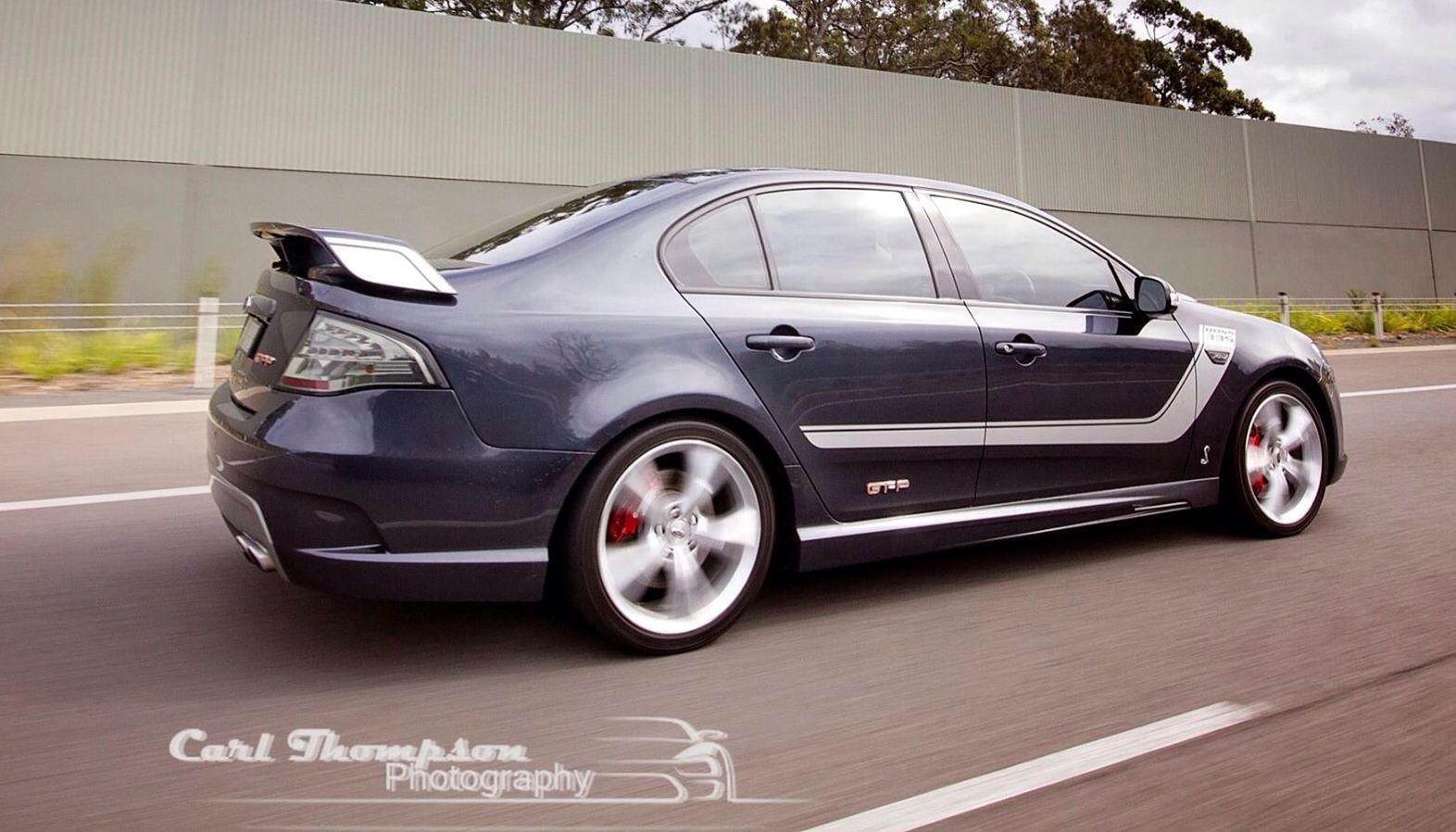 GTP out with Coffs Ford club