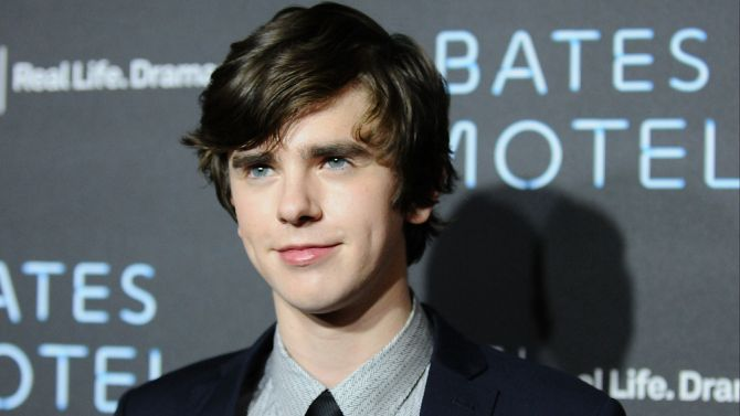 freddie highmore movies