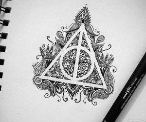 Harry Potter Disegni Tumblr A Matita Tatuaggi Con Ispirazione