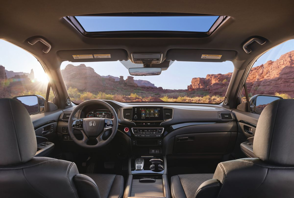 New Honda Vehicles For Sale in Lincoln Honda passport