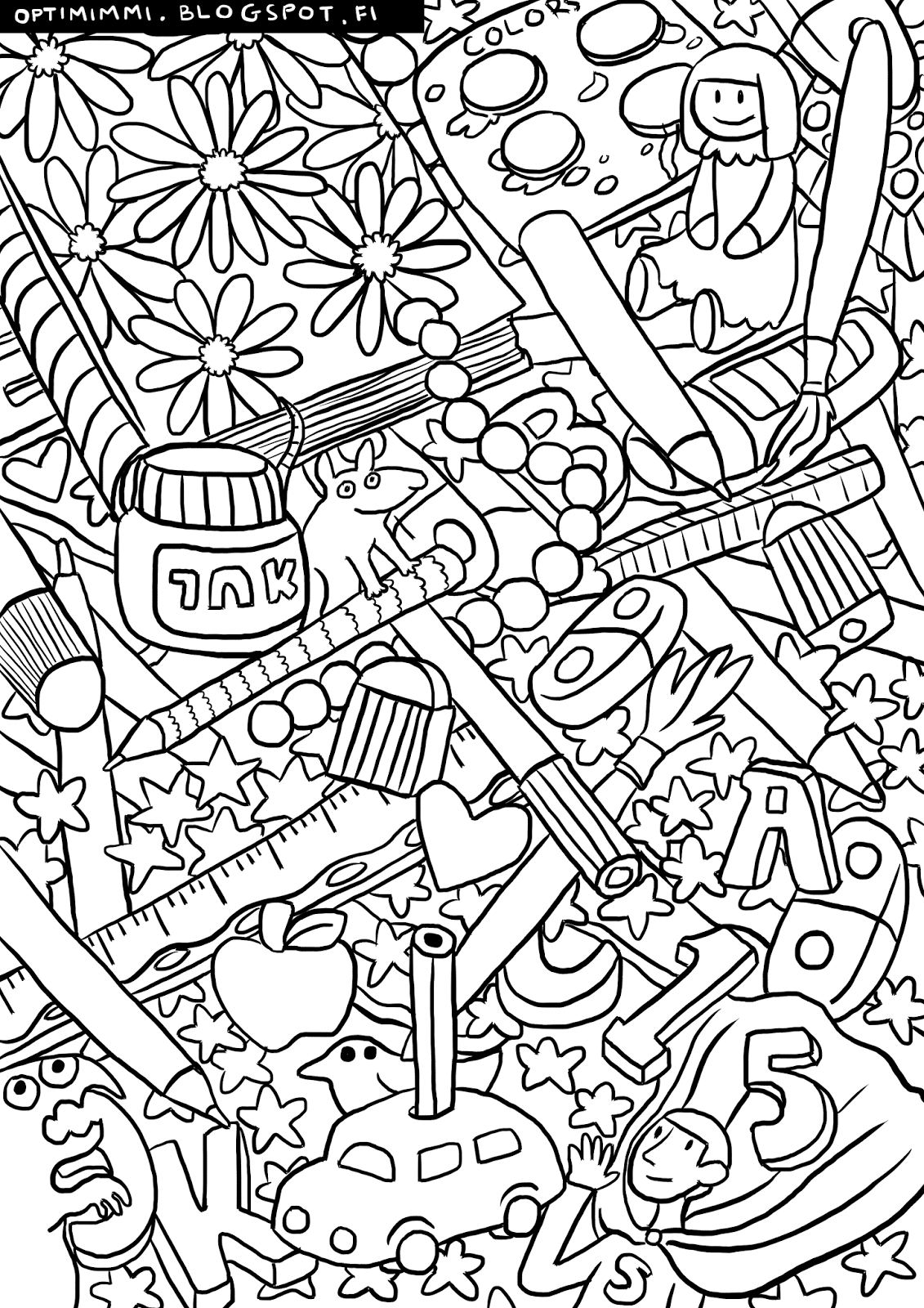 This Image Can Be Printed As A Coloring Page Up To The Paper Size