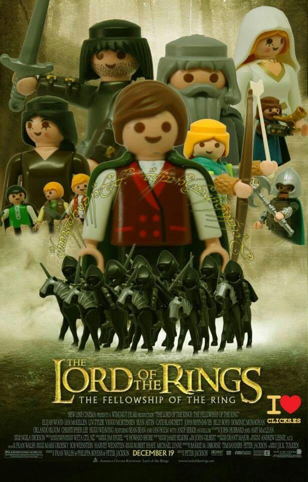 Lego The AwesomenessPlaymobil Lords Rings Of Joy 4ARLc3jqS5