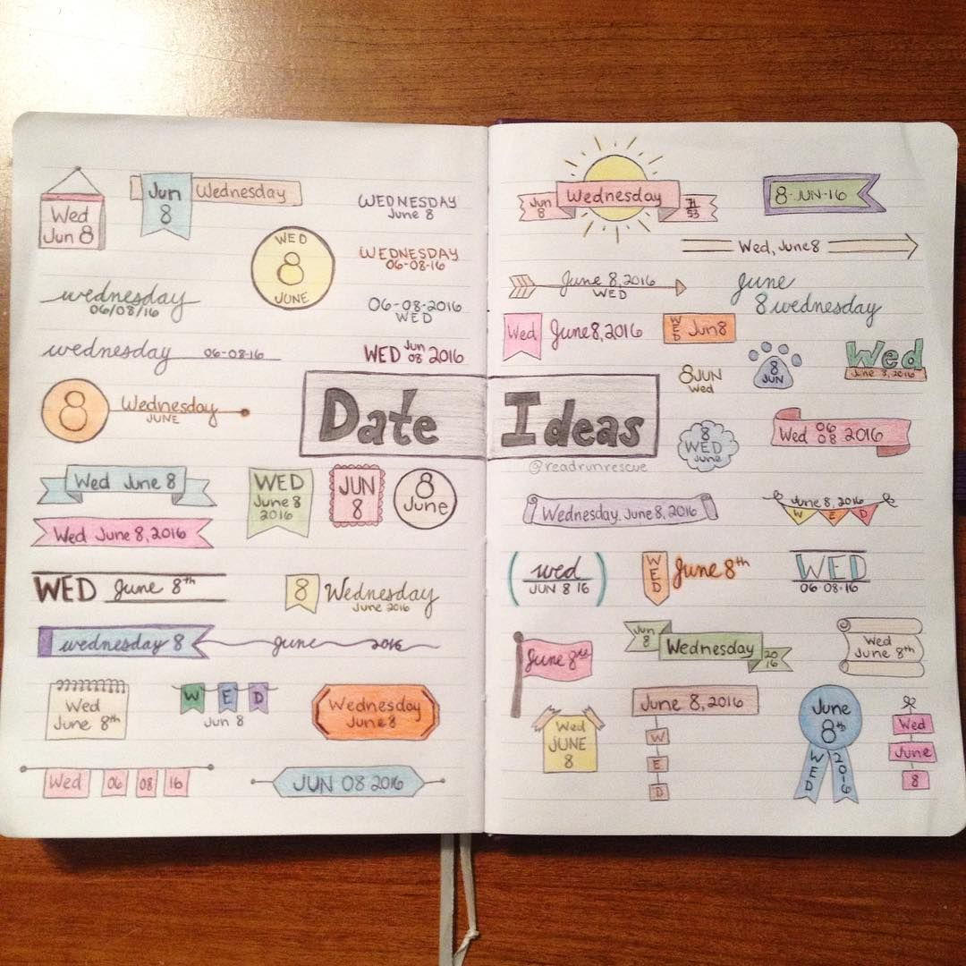 dating journal