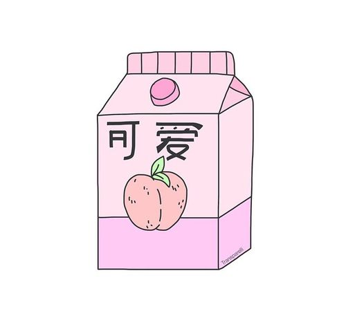 Imagem De Overlay And Transparent Milk Drawing Aesthetic