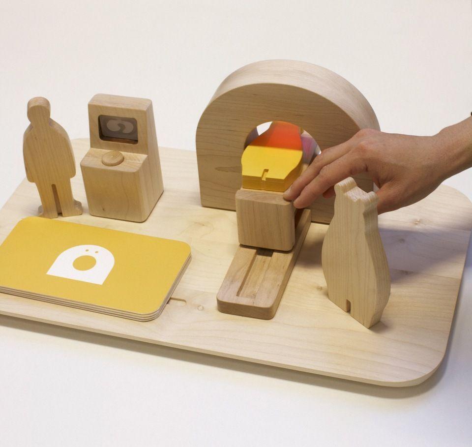Hikaru Imamura's Novel Hospital Toys, a 2012 graduation project from Design Academy Eindhoven
