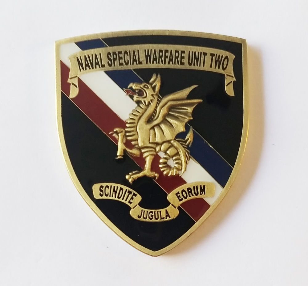 Naval Special Warfare Unit Two B 246 Blingen Germany 084