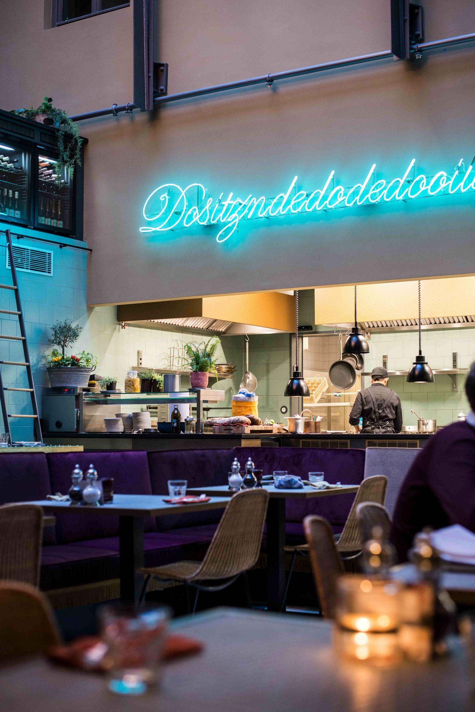 Orientalische Küche – das Neni im 25hours München ...