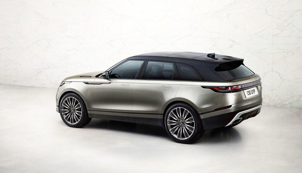 Range Rover S New Baby Suv Will Swaddle You For 50 000 The Velar Sits Between The Baby Evoque And T Range Rover Supercharged Range Rover The New Range Rover