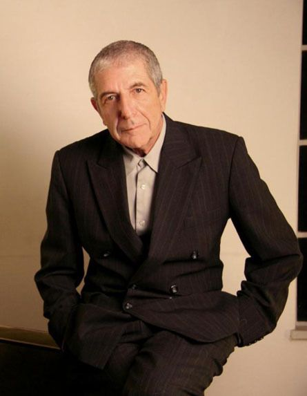 Leonard Cohen 04/02/2013 8:00PM Toyota Presents The Oakdale Theatre Wallingford, CT