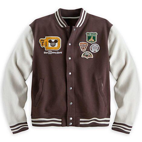 Walt Disney World Varsity Jacket for Adults
