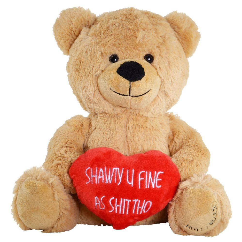 Teddy Bear Funny Cute Valentine's Day Gift For Girlfriend
