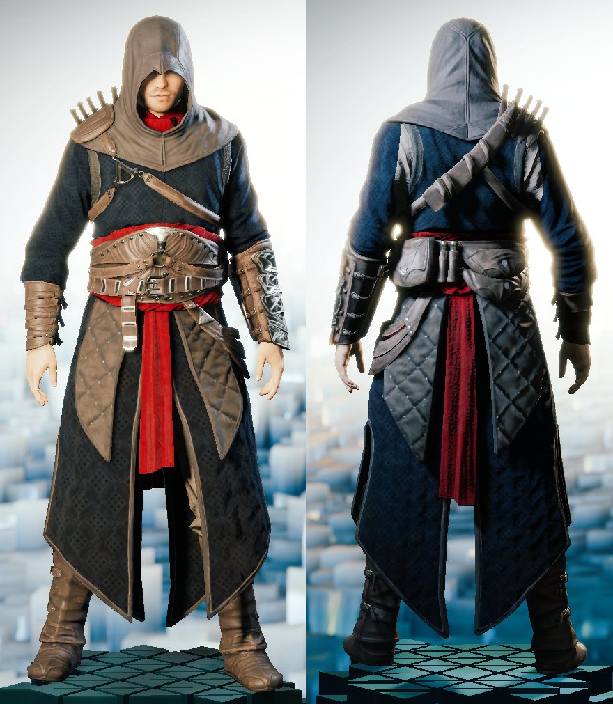 perfect assassin's creed outfits unity women