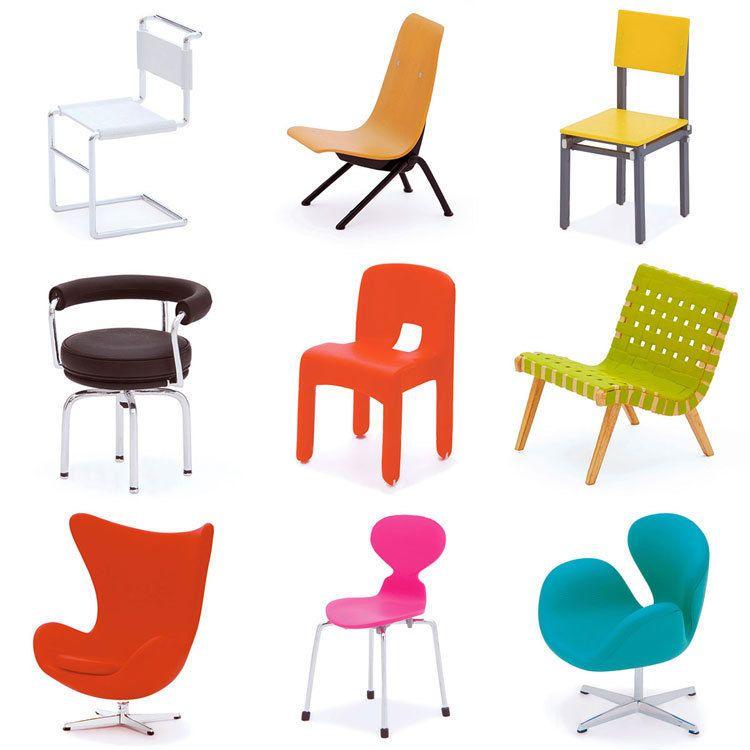 Reac Japan Design Interior Collection 1 12 Mini Designers Chair