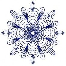 Alessia Quilt Design Embroidery - Machine Embroidery Designs