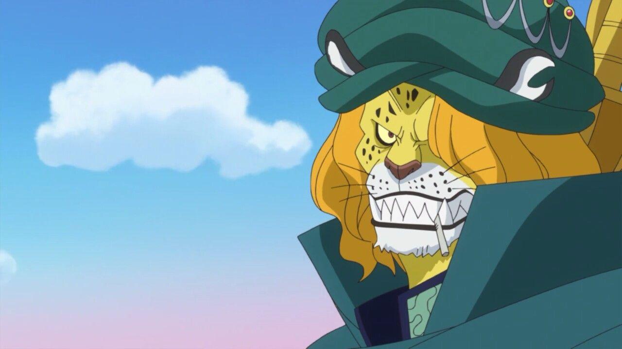 One Piece Folge 449