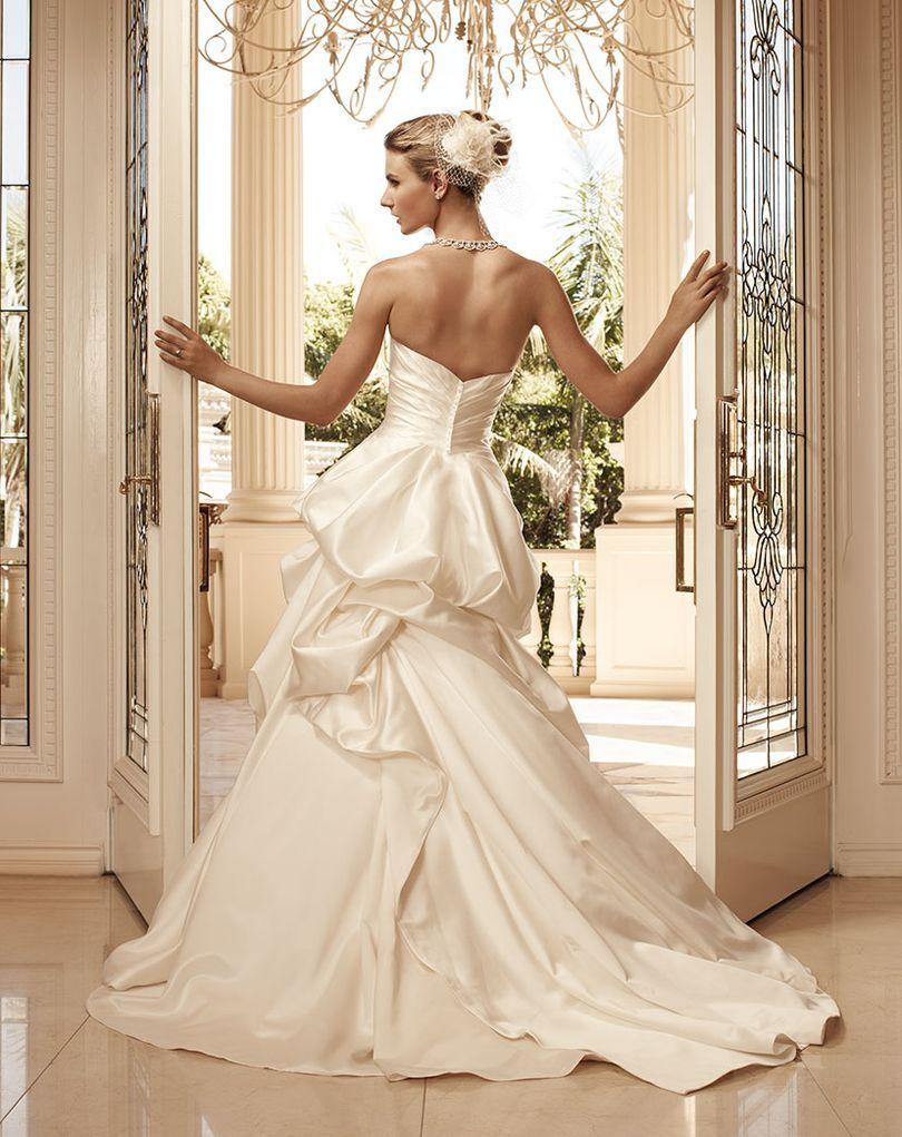 Casablanca Bridal Style 2111 Casa Blanca Wedding Dress Wedding Dresses Wedding Dress Train