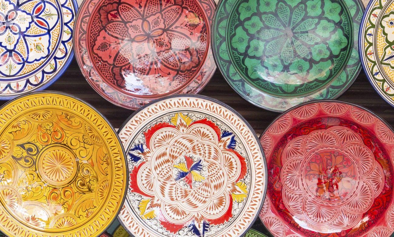 Platos decorativos hechos por ti platones platos - Platos decorativos pared ...