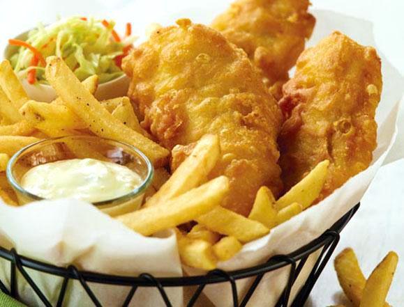 أفخاذ الدجاج الكذابة اكلات صيامى Fried Fish Battered Fish Restaurant Fish