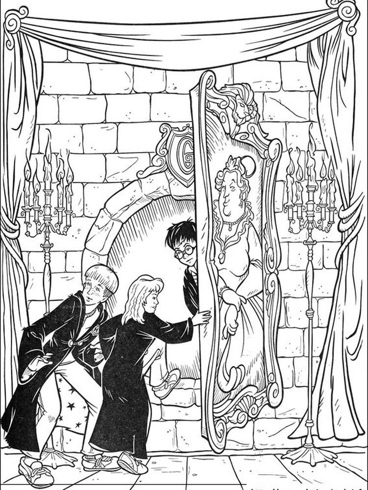 Harry Potter Castle Coloring Pages The Following Is Our Harry