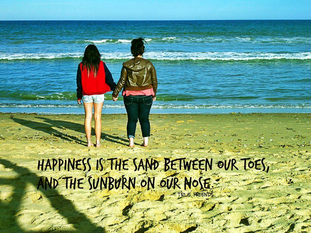 Best Friend Beach Quotes Tumblr Quotesta