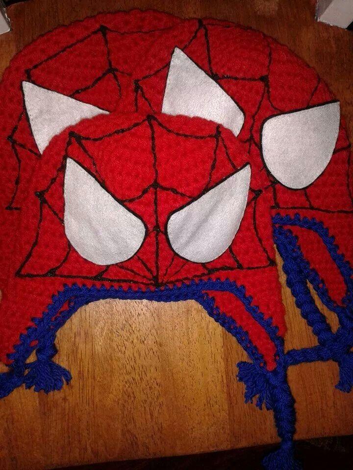f07239e89d103 Spider man hats