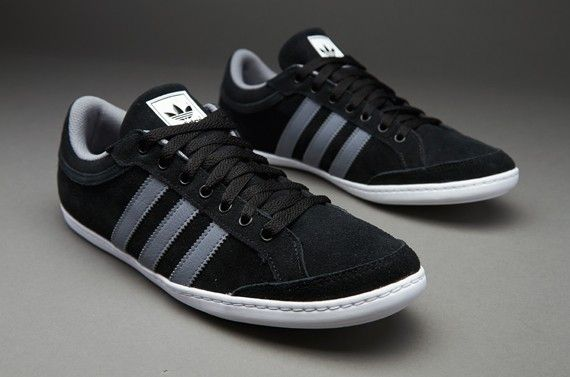 Outlet Adidas Originals Plimcana Low - Black/Grey/White,Latest trainers  arrive - order from us with good price.