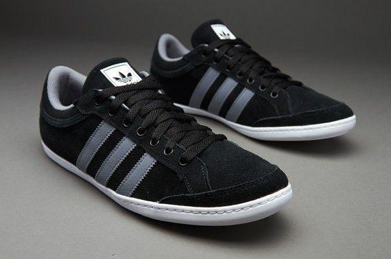 despreciar famoso abogado  Outlet Adidas Originals Plimcana Low - Black/Grey/White,80% off ...