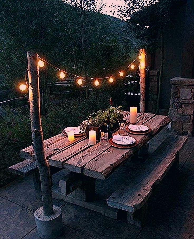 Photo of Mehr als 25 erstaunliche Lichtideen für Hinterhofgärten Garten