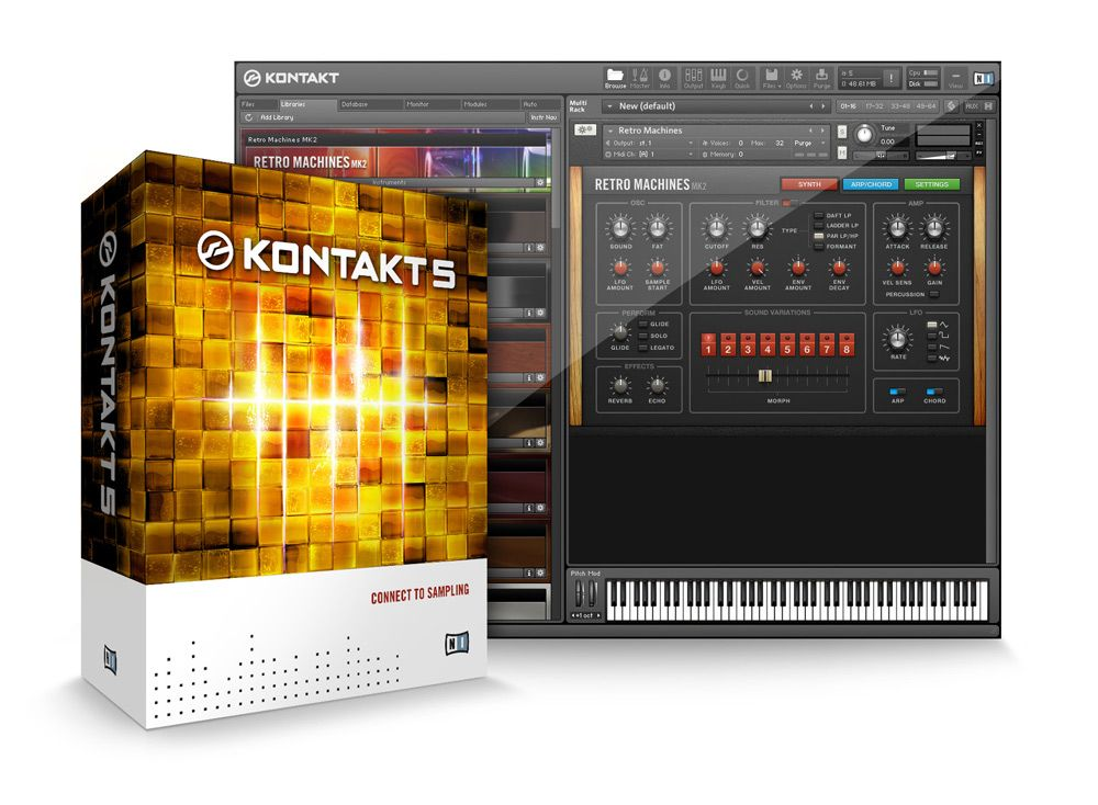 Kontakt 5 v5.6.0 Unlocked For Mac OS X   Data - App Share Free - Find the latest free software, apps, downloads for Windows, Mac, iOS, and Android.