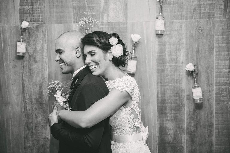 Ensaio dos noivos Rafael e Bianca