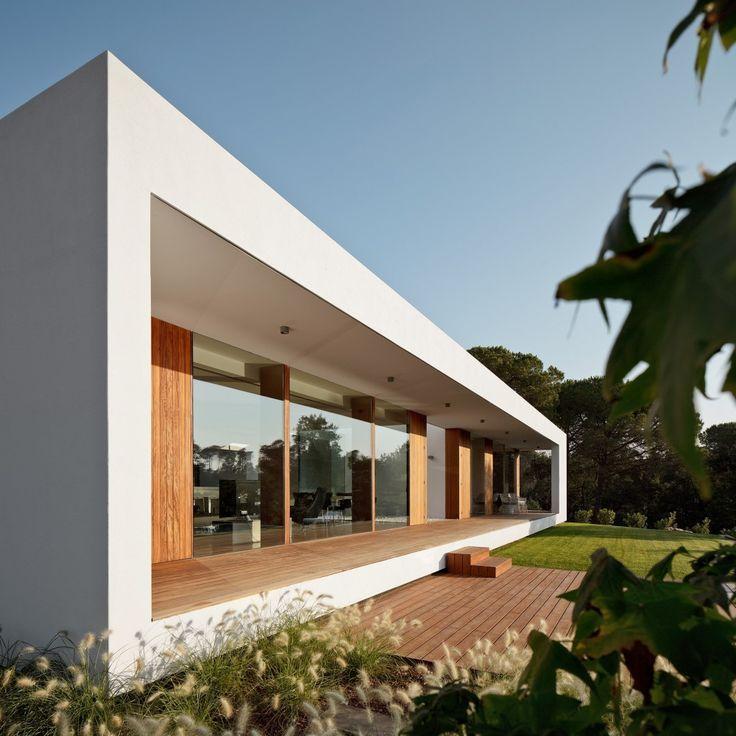 Casa SIFERA   Josep Camps + Olga Felip House Plans Modern Plan Modern House  Home U0026 Design