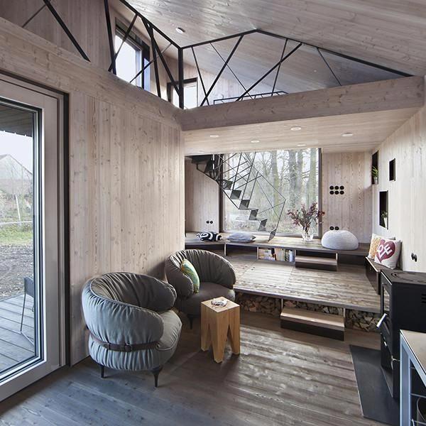 Country Cottageinterior Design Ideas: High Standard Anti-earthquake Prefabricated Steel Building