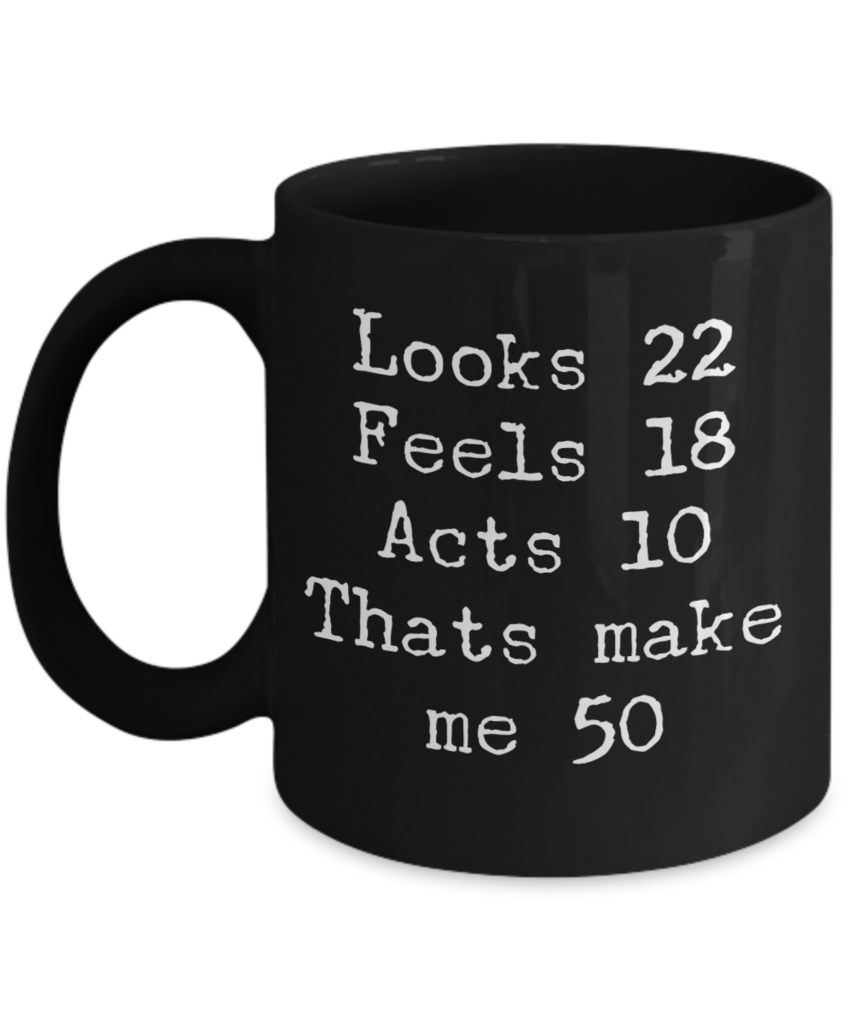 Yesecart Birthdaygifts 50th Birthday Unique Gifts Gift Ideas Woman Funny