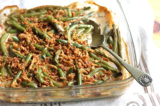 Green Bean Casserole #greenbean