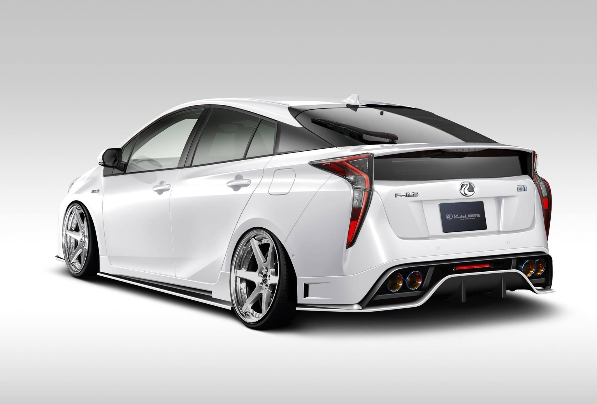 2016 Toyota Prius Getting Hellaflush Body Kit From Kuhl Racing