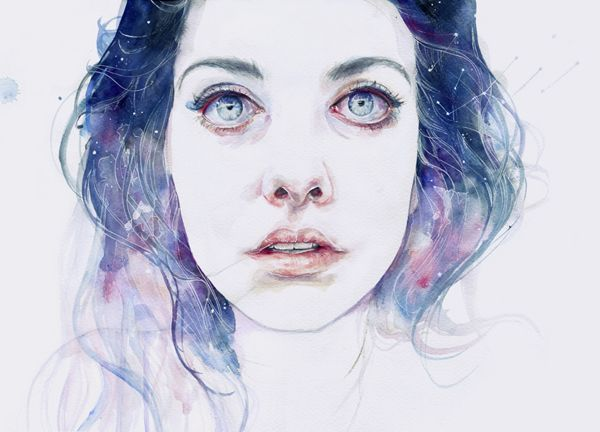 50 Mind Blowing Watercolor Paintings Watercolor Portraits