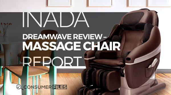 Inada Dreamwave Review Massage Chair Report Massage Chair Chair Massage