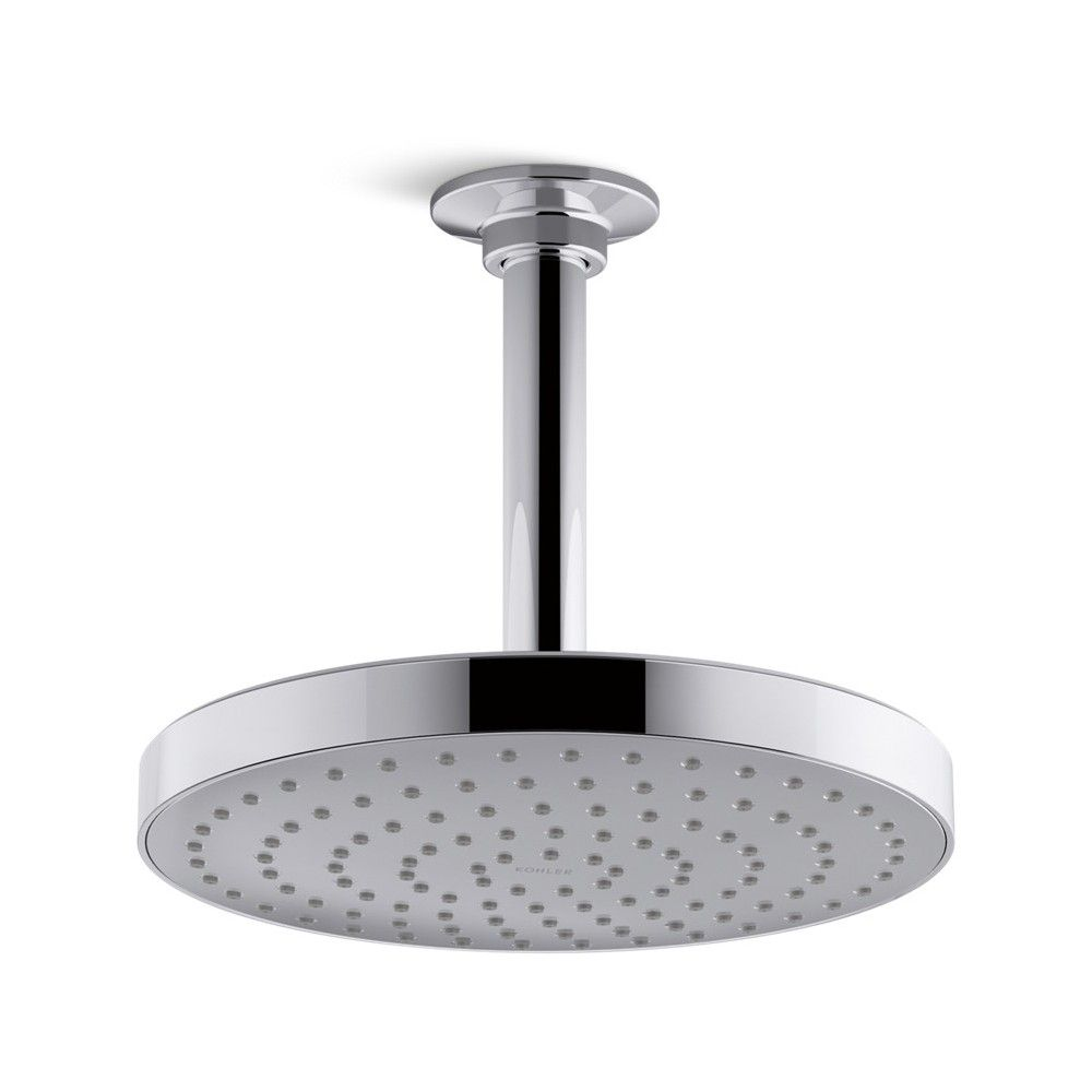 Kohler K 76464 Awaken 8 2 0 Gpm Single Function Rain Shower Head