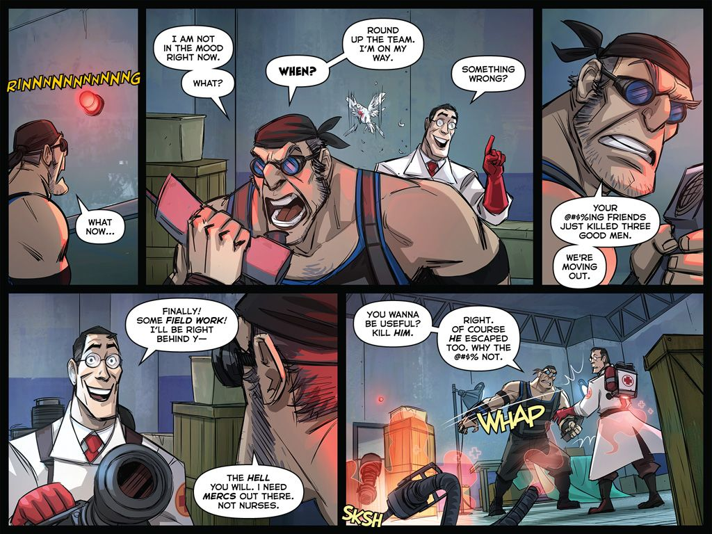 meet team fortress 2 it takes two