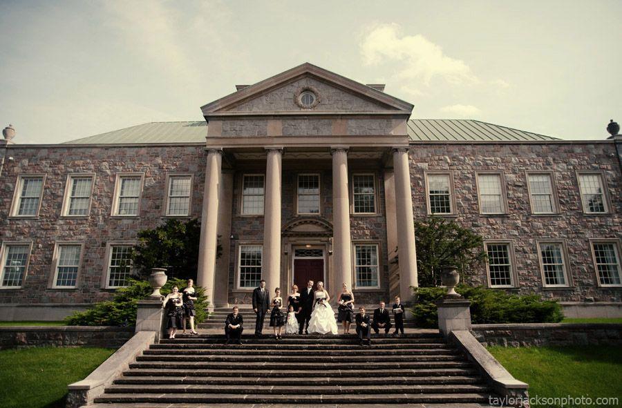 Gore Building Cambridge Wedding Pictures