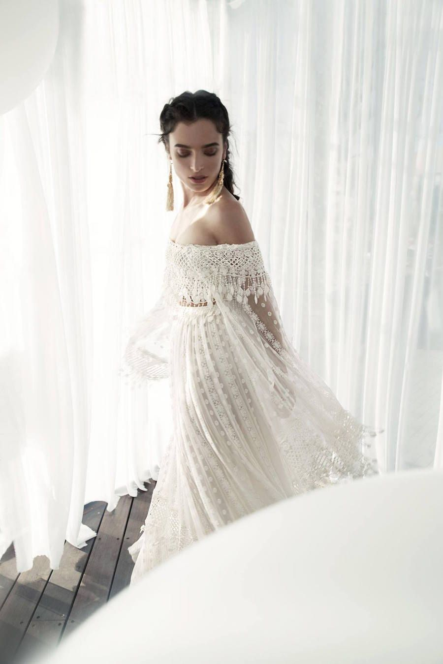 Meital zano sheus in parties pinterest bridal collection