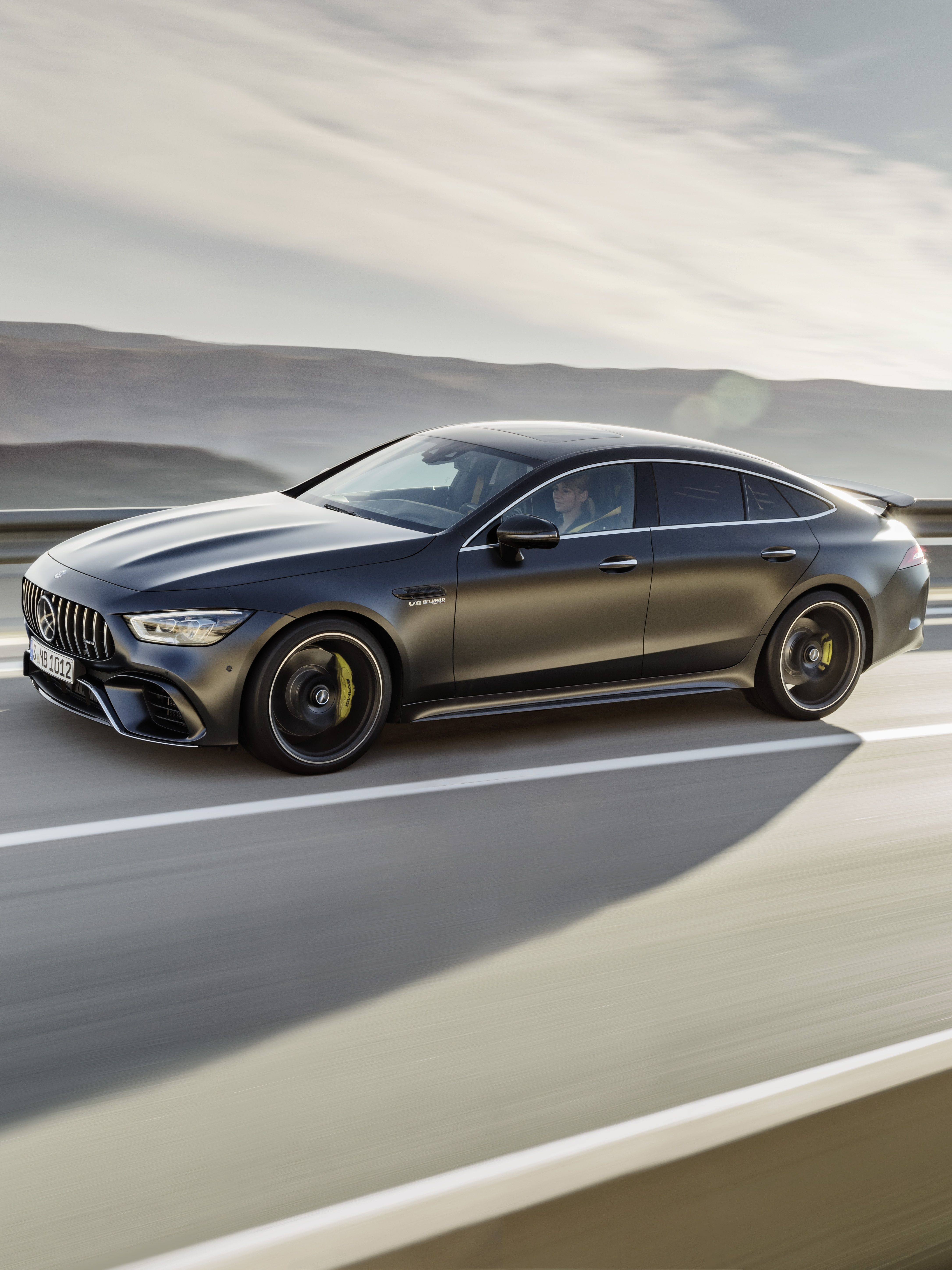 New Amg Gt 4 Door Coupe 2018 With Images Amg Coupe Mercedes Amg