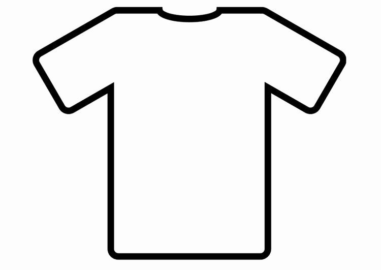 T Shirt Coloring Page Unique Coloring Page T Shirt Img Coloring