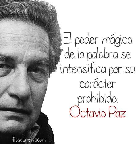 Image result for octavio paz citas