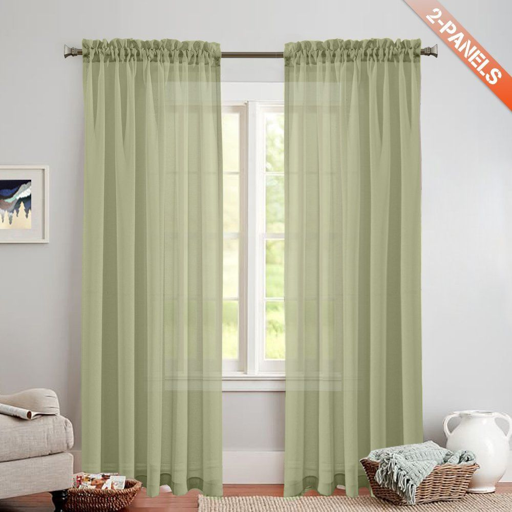 shabby p chic floral print beautiful curtains polyester sage green curtain