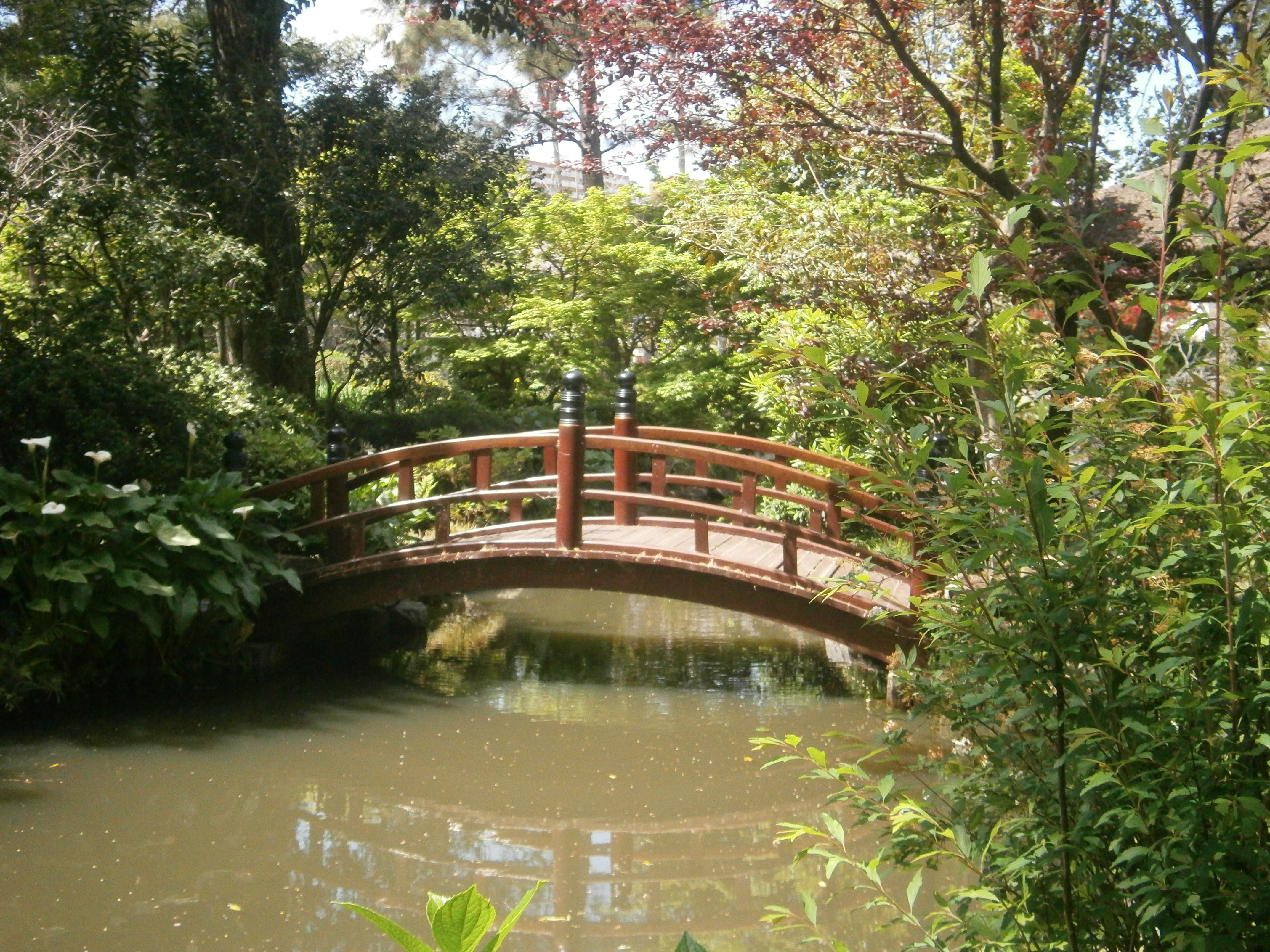 Jardín Japonés Montevideo
