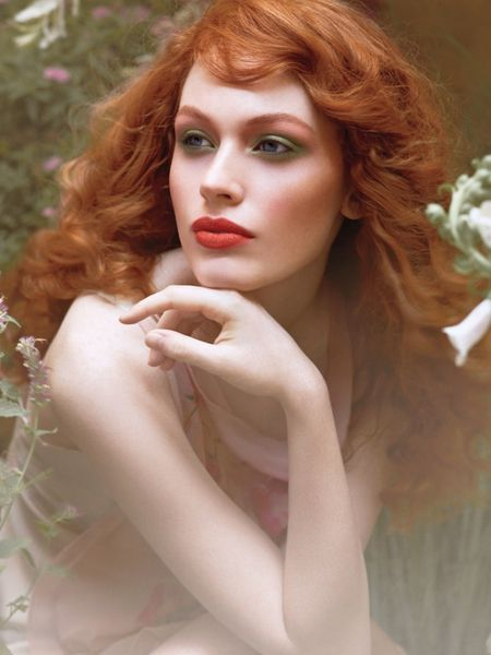 Red Hair Colour Aveda Inverurie Makeup And Beauty Blog Aveda Makeup Aveda Hair