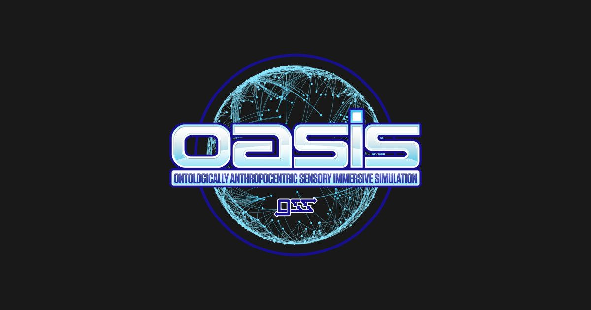 OASIS Logo by jacobcharlesdietz | Ready Player One in 2019